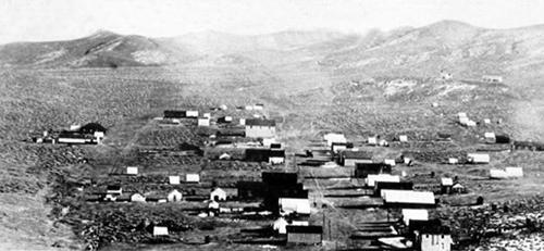 Skidoo, CA 1907