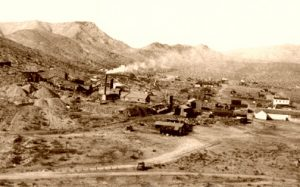 Goodsprings, Nevada 1924